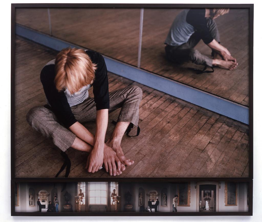 SAM TAYLOR-JOHNSON Soliloquy VI 1999 © Sam Taylor-Johnson, courtesy the artist and White Cube Gallery, London