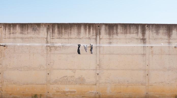 il progetto di Francesco Bellina sul centro di migranti di Salinagrande