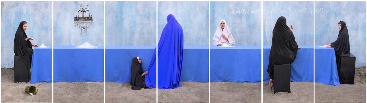 le foto di Maïmouna Guerresi in mostra a Milano