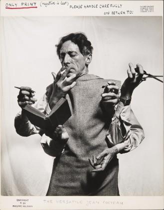 300 fotografie di Philippe Halsman mostra alla Jeu de Paume