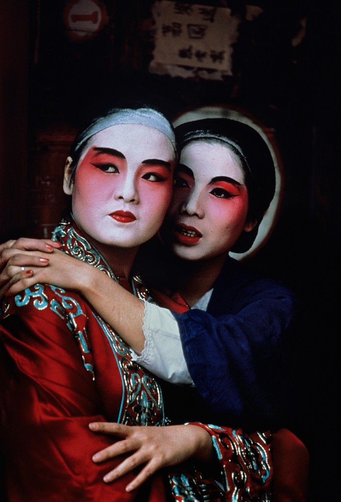 Hong Kong, China, 1984 © Steve McCurry