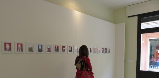 Martina Bacigalupo mostra si fest 2015