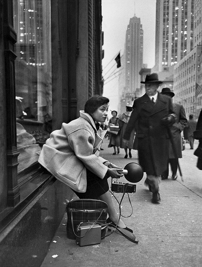 i ritratti di Inge Schoenthal feltrinelli in mostra a parma