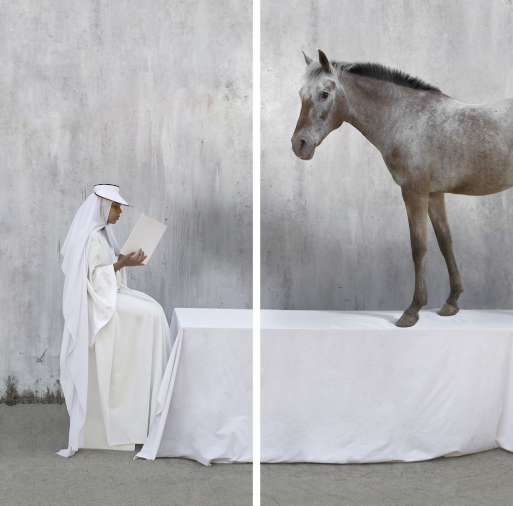 WHITE MEETING © maimouna guerresi