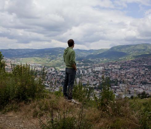 being Bosnian