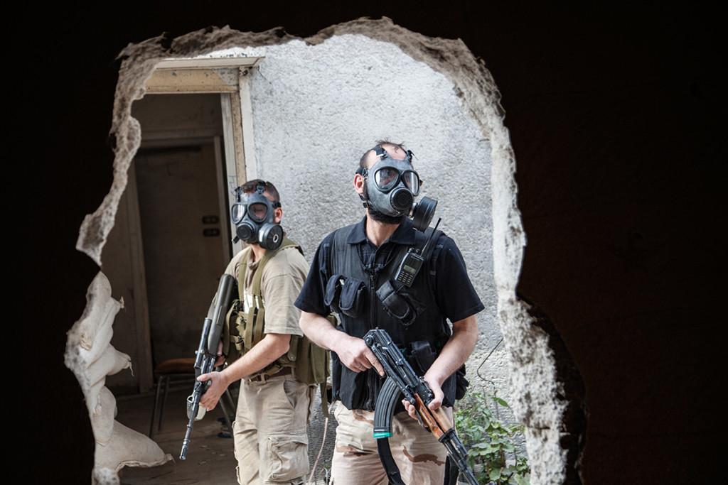 Laurent Van der Stockt / Reportage di Getty Images