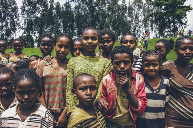 I volti dell'Africa ritratti da Davide Scalenghe