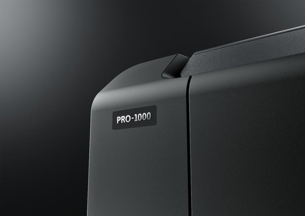 ImagePROGRAF PRO 1000 product name BEAUTY