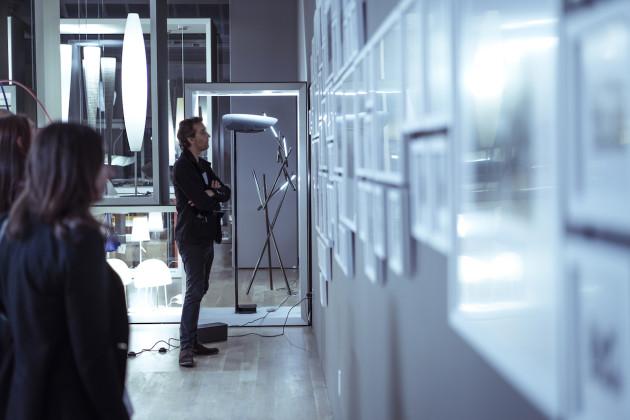 Il progetto di Vassallo per Foscarini diventa mostra a New York