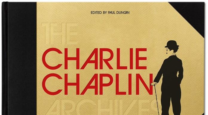 il libro di Taschen dedicato a Charlie Chaplin