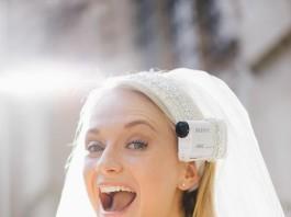 la sposa filma il suo giorno più bello
