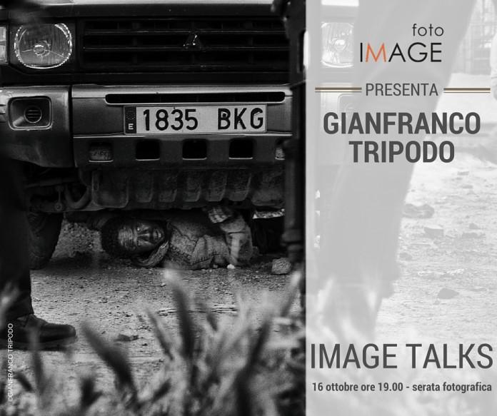 Serata fotografica con Gianfranco Tripodo
