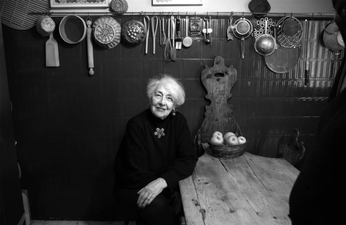 Caterina Stiffoni presenta il libro Storie in Cucina a Roma