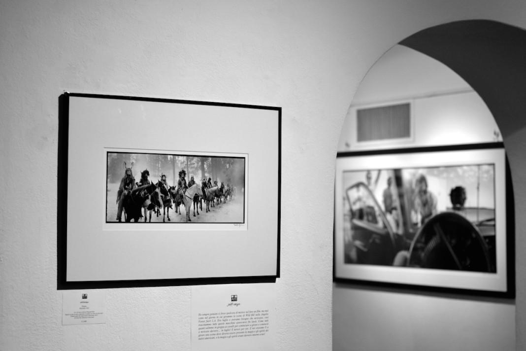 Gli scatti di Jeff Bridges a Bologna