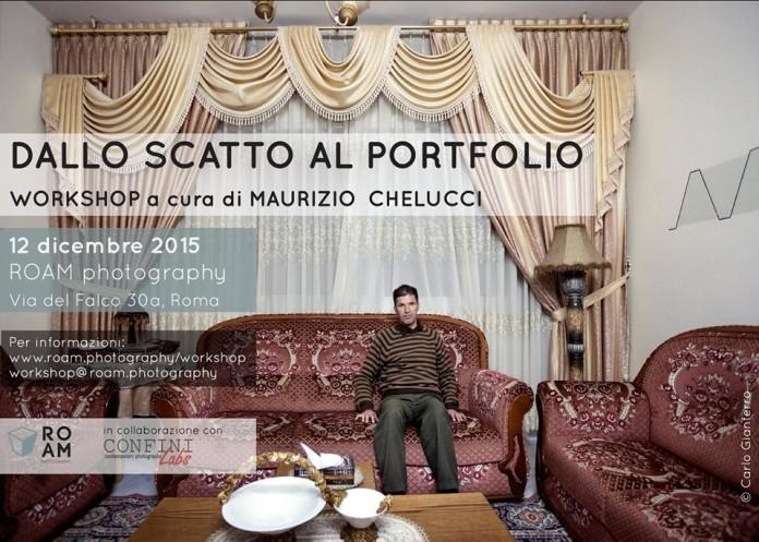 Dallo scatto al portfolio workshop a Roma