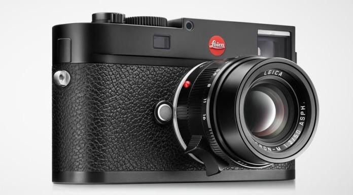 la nuova Leica M Typ 262
