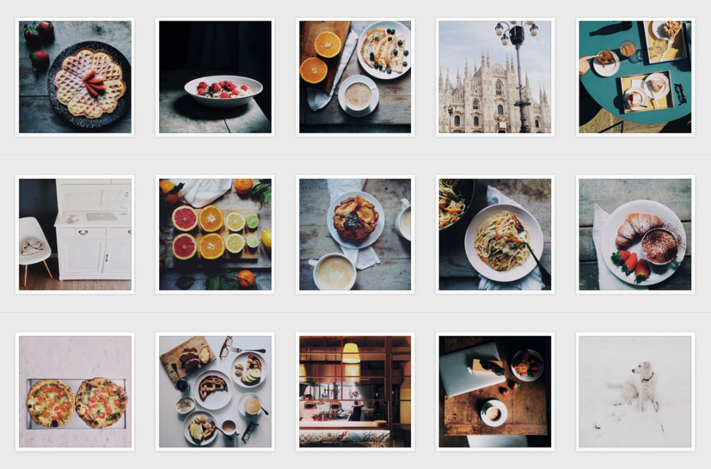 Michael Gardenia _ Instagram