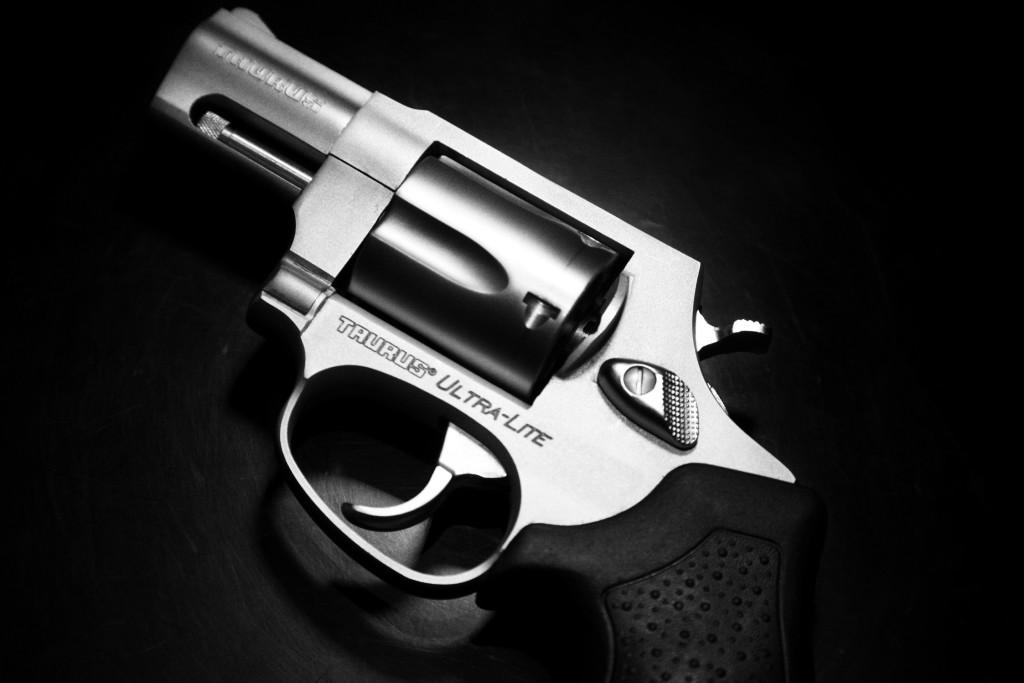 Pistola. Tucson, Arizona. USA 2011 © Paolo Pellegrin