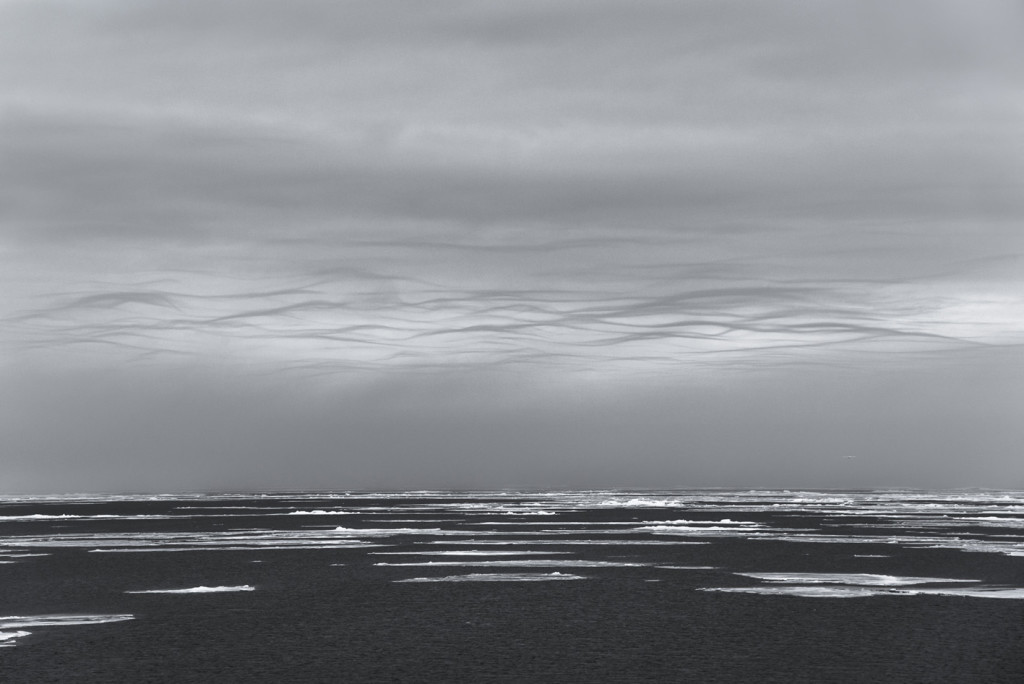 Vincent Munier Panorama Svalbard, 2013