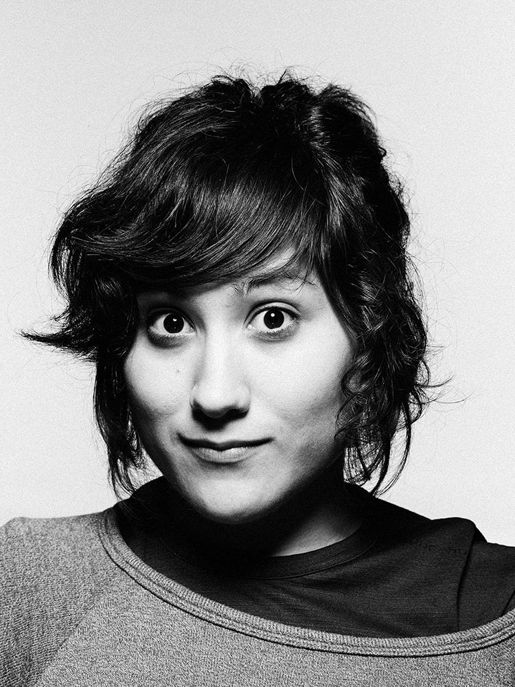 Portrait Laia Abril by Piero Martinello
