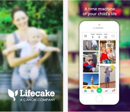 Scatti in ordine con Lifecake