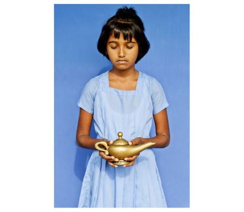 le fotografie dei sogni dei bambini raccolti da Elena Givone