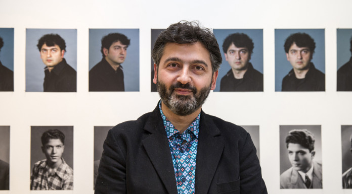 Hrair Sarkissian report mostra genova