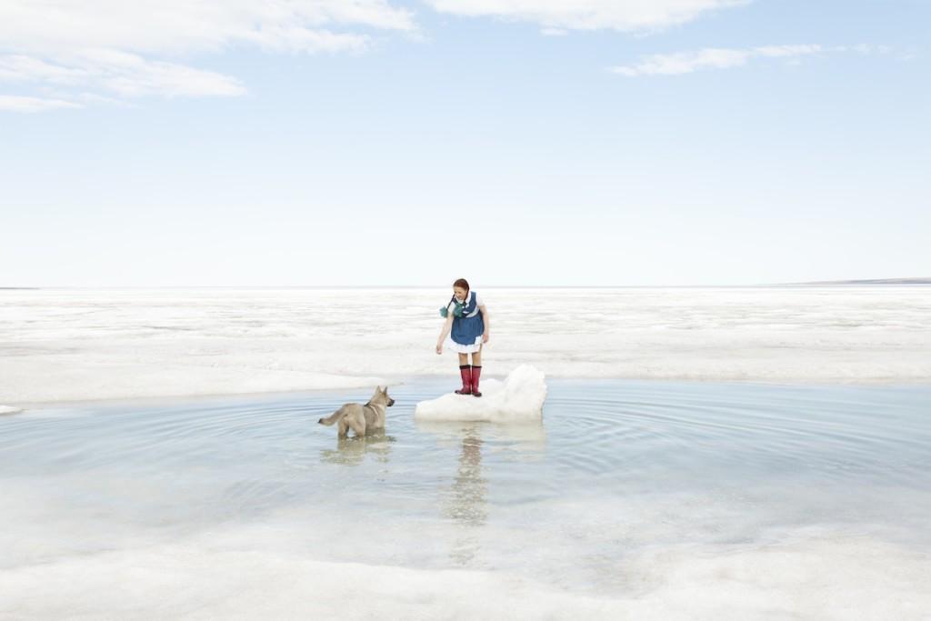 From the series Tiksi, 2012 © Evgenia Arbugaeva