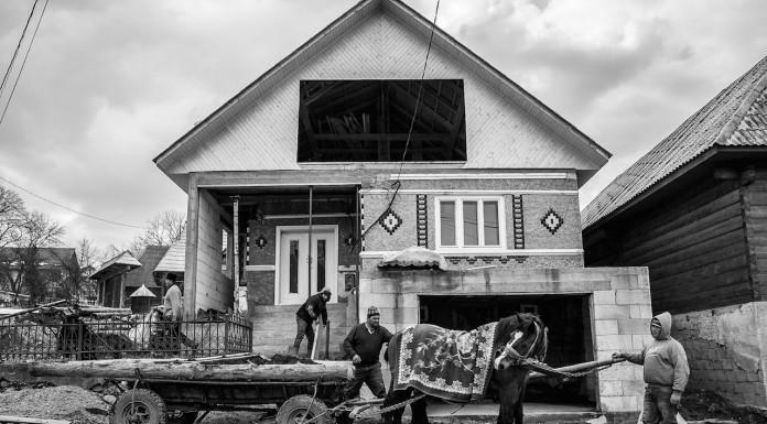 Le zone rurali della Romania viste da Annalisa Marchionna