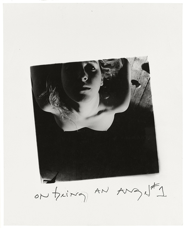 Francesca Woodman, On Being an Angel 1, Providence, Rhode Island, 1977 © Betty and George Woodman