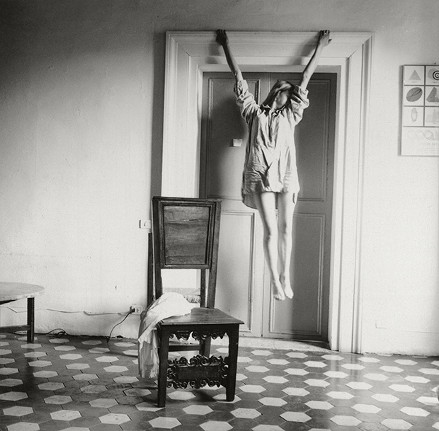 Francesca Woodman, Untitled, Rome, Italy, 1977-79 © Betty and George Woodman