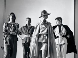 Lo stile di Helmut Newton in mostra a Venezia