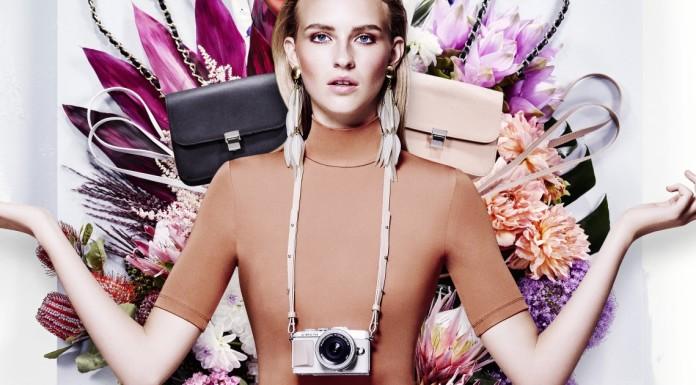 Olympus Pen presenta la prima collezione di accessori moda dedicati alle fotocamere