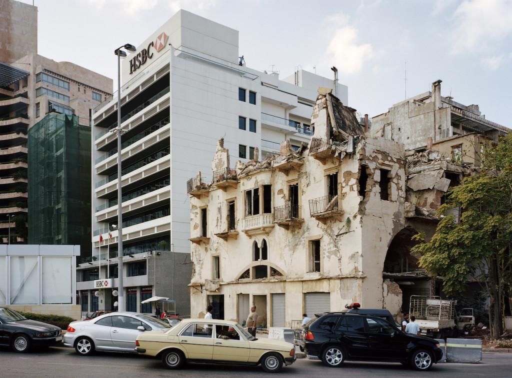 Beirut 2008 © Gabriele Basilico