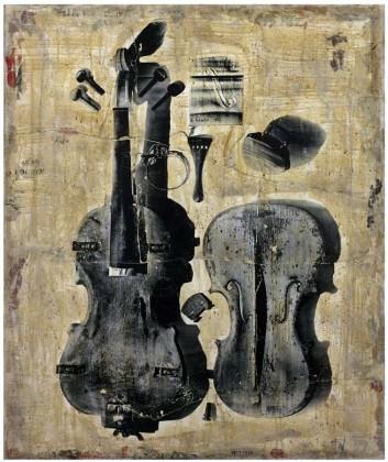 Arte e fotografia nelle opere di Hyena in mostra a Correggio