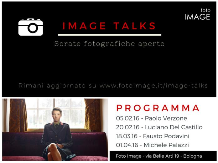 Image talks. Quattro incontri sulla fotografia a Bologna