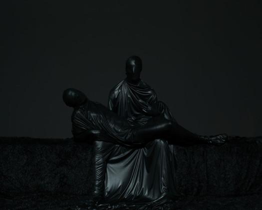 Mustafa Sabbagh mostra arte fiera 2016