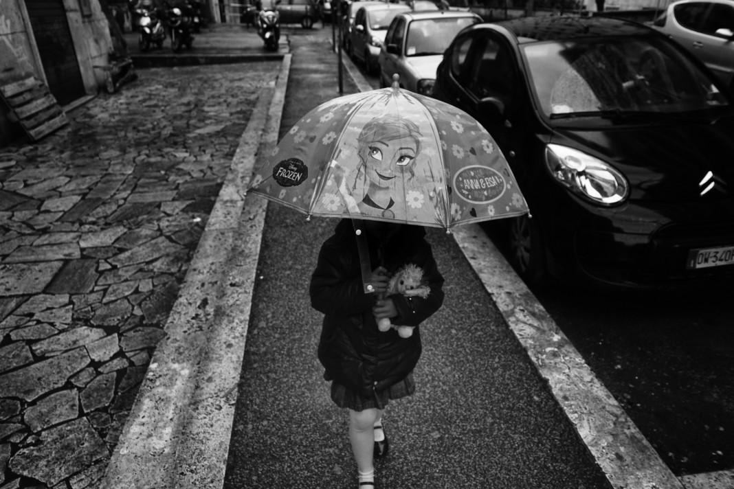 La fotografia di strada in mostra a Roma