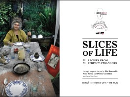 Slices of life. La presentazione del libro a Nonostante Marras Milano