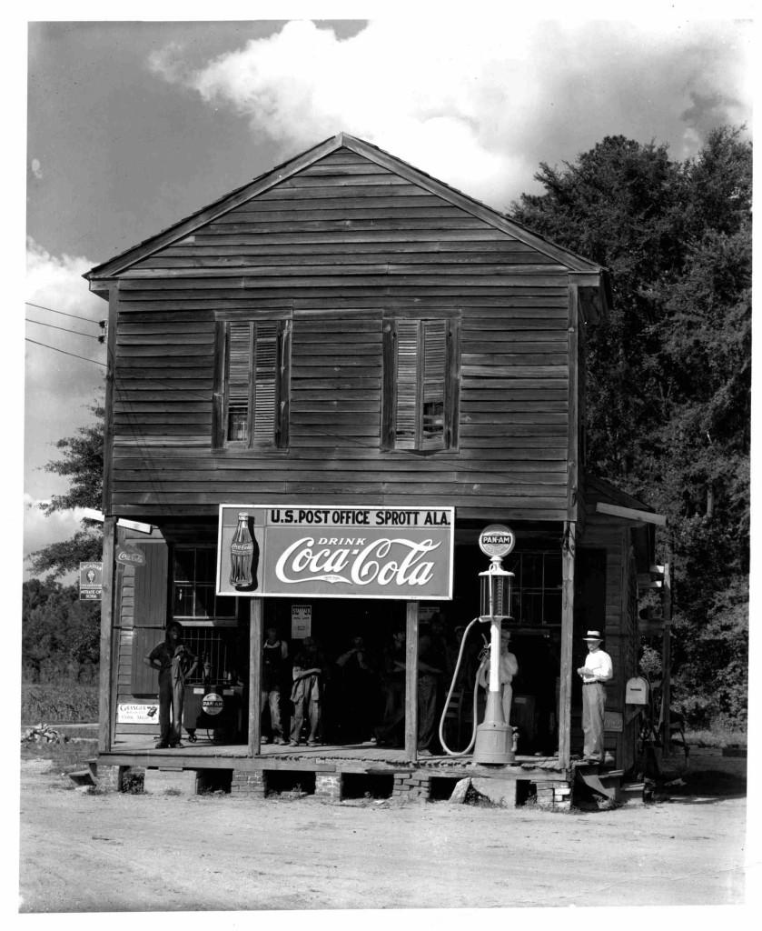 Walker Evans_Store Alabama 1936 © Walker Evans Archive, The Metropolitan Museum of Art, New York