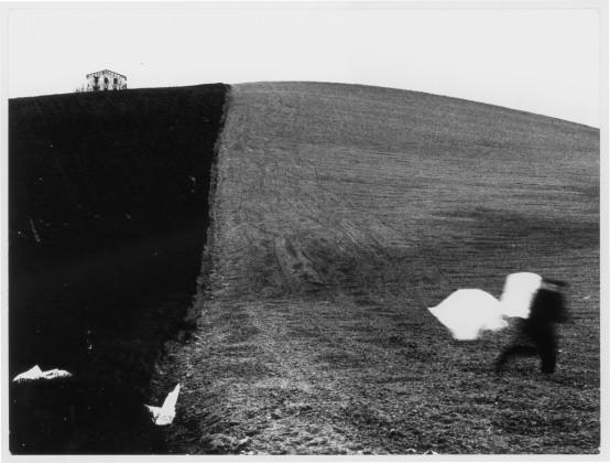 Mario Giacomelli in mostra a Roma