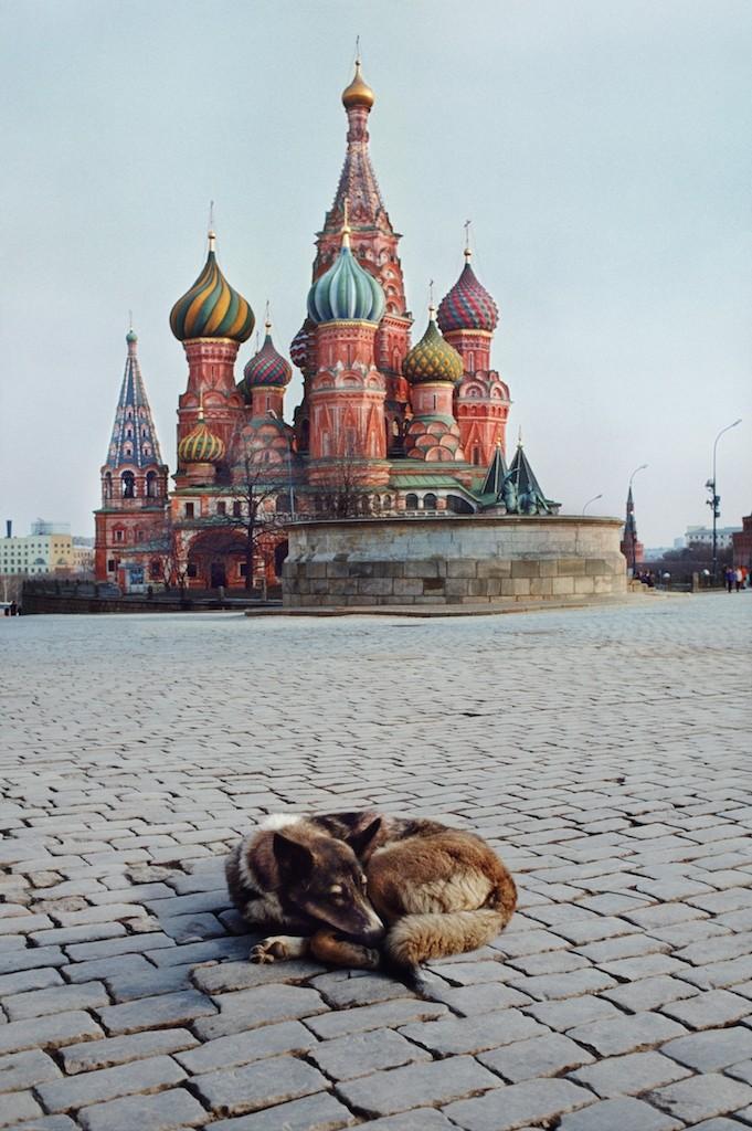 Mosca, Russia, 1993 © Steve McCurry