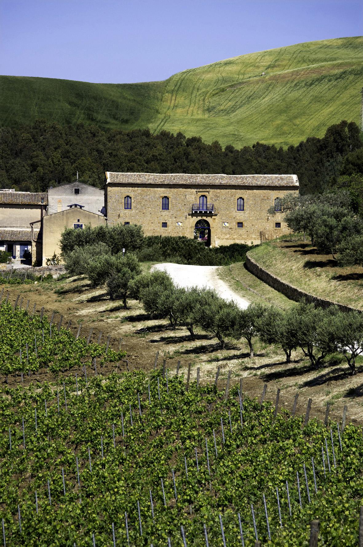 Regaleali vigne e tenuta