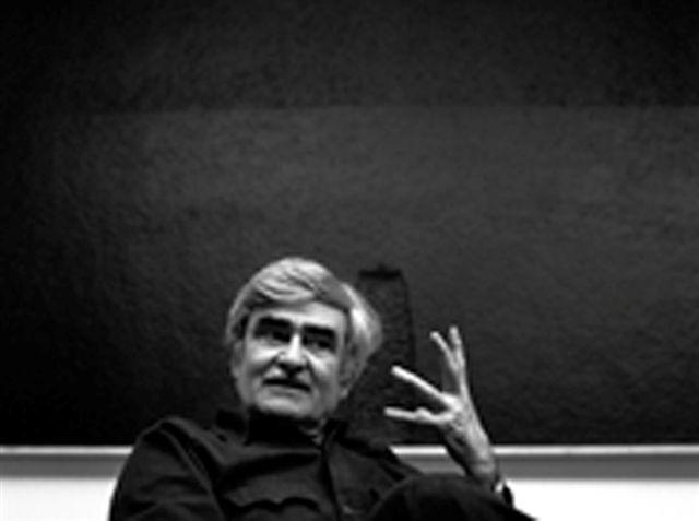 Alberto Burri,MOrra 1982