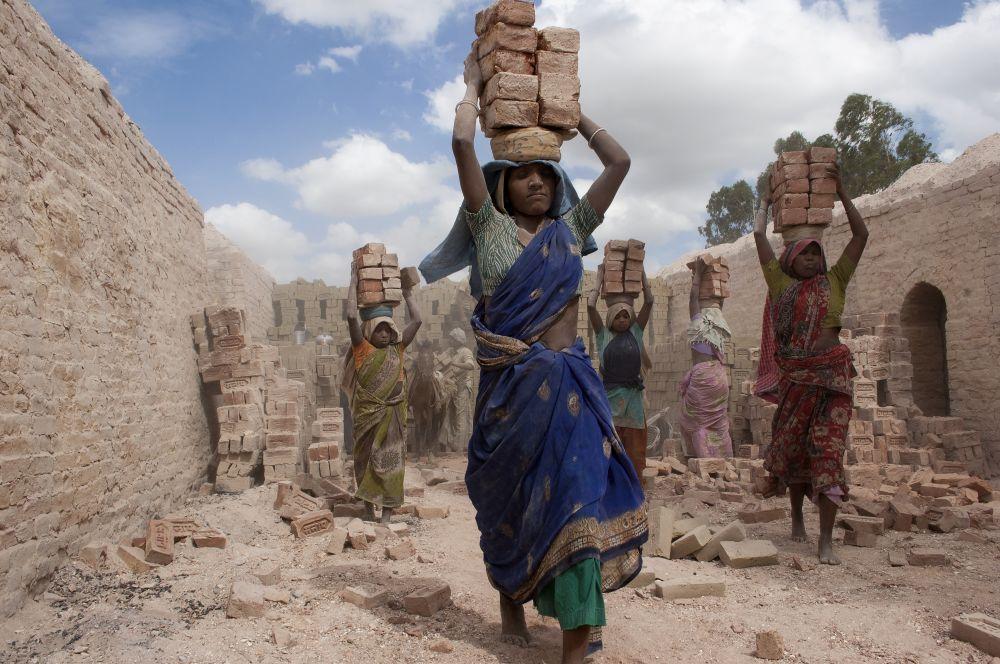 © Rajesh kumar singh_ Brick Kilns Workers