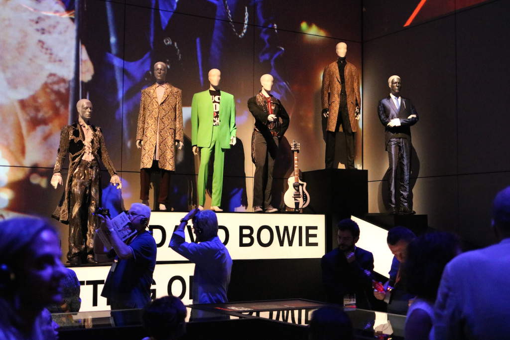 David Bowie Is mostra