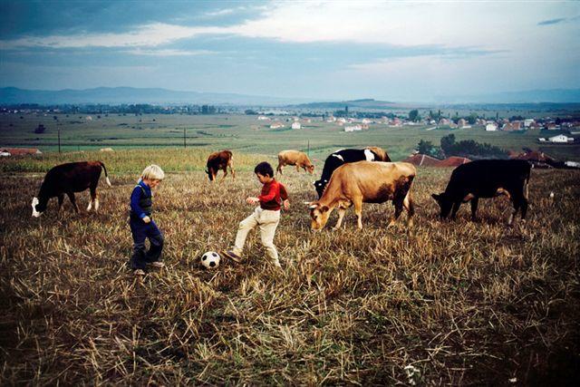 Steve McCurry, Ex Jugoslavia, 1989