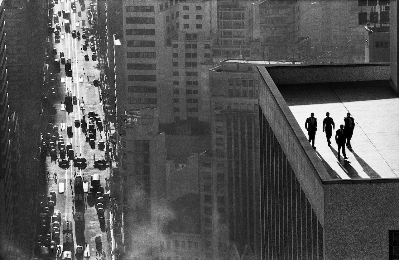 René Burri, Sao Paulo, Brazil, 1960 © René Burri / Magnum Photos