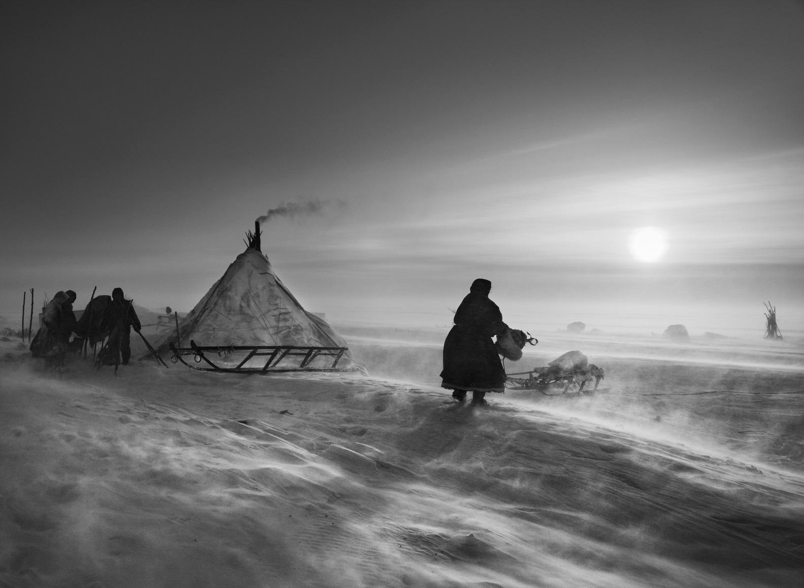 Penisola di Yamal, Siberia, 2011 ©Sebastião Salgado/Amazonas Images