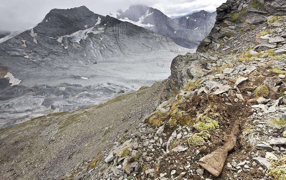 Lombardia Passo Stelvio Monte Scorluzzo ritrovamento fucile austroungarico Stayer